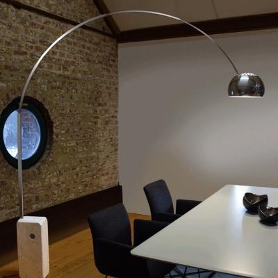 Arco Castiglioni Un Must Per L Illuminazione Della Tua Casa Professioneluce It